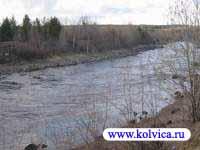 Канал ГЭС - как река!